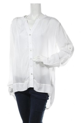 Дамска риза Replay, Размер XL, Цвят Бял, Вискоза, Цена 45,15лв.