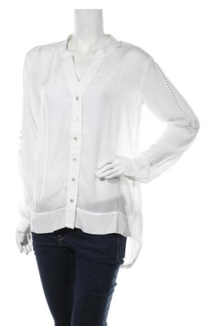 Дамска риза Replay, Размер S, Цвят Бял, Вискоза, Цена 58,05лв.