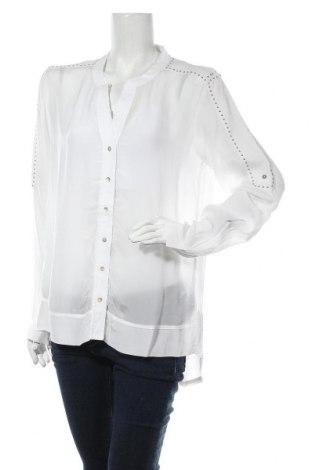 Дамска риза Replay, Размер M, Цвят Бял, Вискоза, Цена 45,15лв.