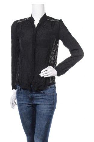 Дамска риза Rosemunde, Размер S, Цвят Черен, Цена 23,21лв.