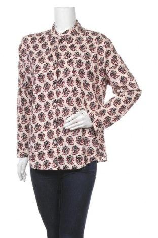 Дамска риза Scotch & Soda, Размер L, Цвят Многоцветен, 52% вискоза, 48% памук, Цена 26,93лв.