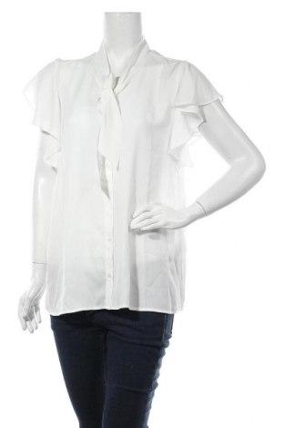 Γυναικείο πουκάμισο Soya Concept, Μέγεθος L, Χρώμα Λευκό, Πολυεστέρας, Τιμή 14,44€