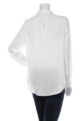Дамска риза Vila, Размер M, Цвят Бял, Полиестер, Цена 12,00лв.