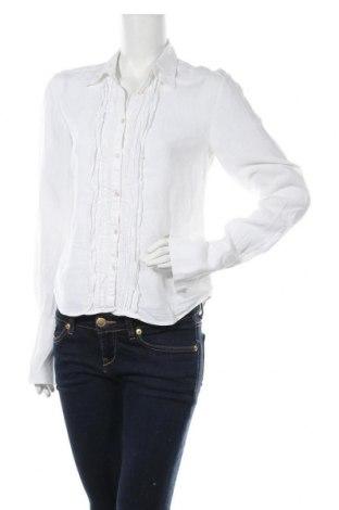 Дамска риза Weekend Max Mara, Размер M, Цвят Бял, Цена 32,55лв.