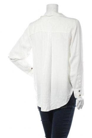Дамска риза ONLY, Размер M, Цвят Бял, Лиосел, Цена 24,08лв.
