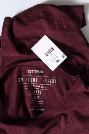 Дамска тениска Cotton On, Размер S, Цвят Червен, Памук, Цена 36,00лв.