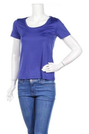Дамска тениска Crivit, Размер S, Цвят Лилав, 92% полиестер, 8% еластан, Цена 5,50лв.