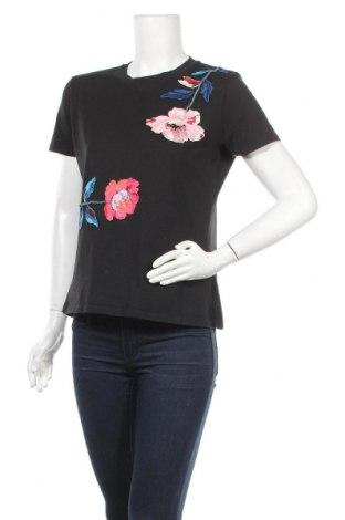 Дамска тениска Max&Co., Размер S, Цвят Черен, Цена 53,12лв.