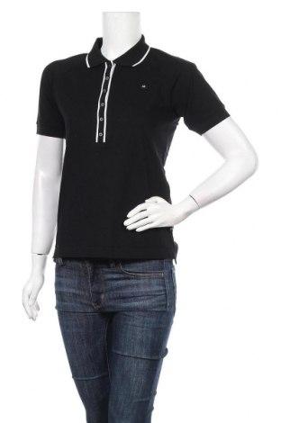 Дамска тениска Scotch & Soda, Размер S, Цвят Черен, Памук, Цена 79,00лв.