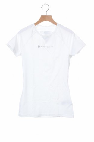 Дамска тениска Thermowave, Размер XS, Цвят Бял, 95% полиестер, 5% еластан, Цена 18,72лв.