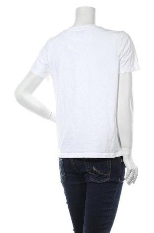 Дамска тениска Tommy Hilfiger, Размер L, Цвят Бял, Памук, Цена 58,50лв.