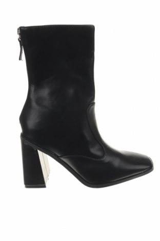 Дамски боти Koi footwear, Размер 38, Цвят Черен, Еко кожа, Цена 14,75лв.