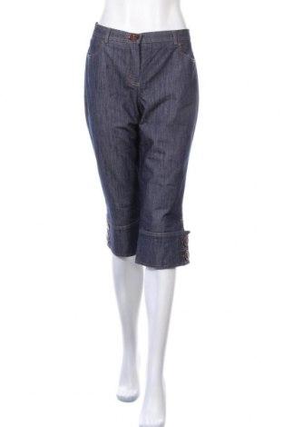 Γυναικείο Τζίν Heine, Μέγεθος M, Χρώμα Μπλέ, Τιμή 6,14€