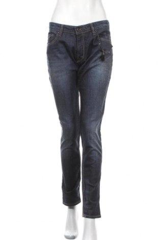 Γυναικείο Τζίν Kaporal, Μέγεθος L, Χρώμα Μπλέ, 98% βαμβάκι, 2% ελαστάνη, Τιμή 14,38€