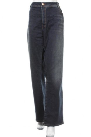Дамски дънки Ltb, Размер 3XL, Цвят Син, 98% памук, 2% еластан, Цена 66,75лв.
