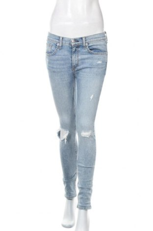 Γυναικείο Τζίν Rag & Bone, Μέγεθος M, Χρώμα Μπλέ, 98% βαμβάκι, 2% πολυουρεθάνης, Τιμή 62,40€