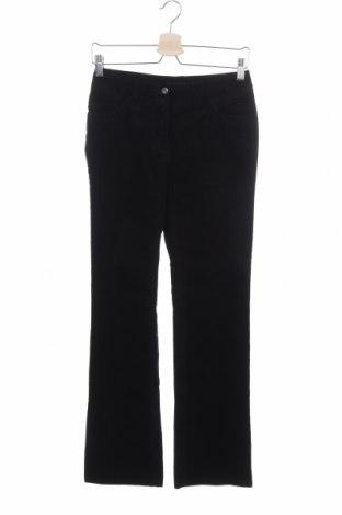 Дамски джинси H&M, Размер XS, Цвят Черен, 98% памук, 2% еластан, Цена 10,80лв.