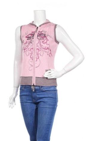 Дамски елек Bonita, Размер S, Цвят Розов, 70% вискоза, 30% полиамид, Цена 5,50лв.