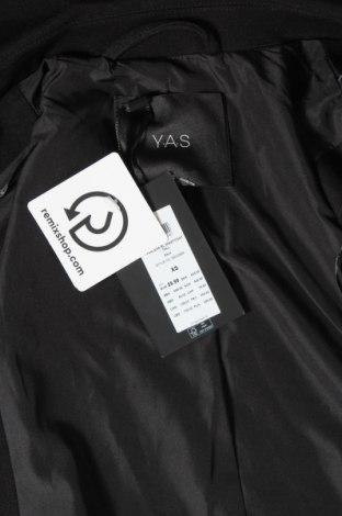 Дамски елек Y.A.S, Размер XS, Цвят Черен, 72% полиестер, 24% вискоза, 4% еластан, 001105066328%, Цена 27,65лв.