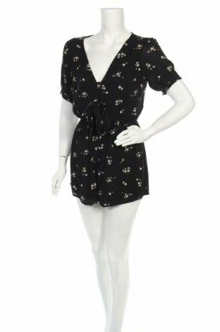 Γυναικεία σαλοπέτα Abercrombie & Fitch, Μέγεθος M, Χρώμα Μαύρο, Βισκόζη, Τιμή 34,39€