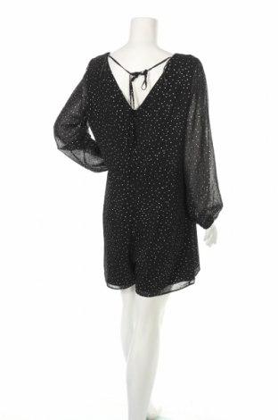 Дамски гащеризон Edc By Esprit, Размер XL, Цвят Черен, Полиестер, Цена 17,80лв.