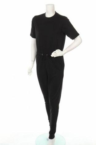 Γυναικεία σαλοπέτα Missguided, Μέγεθος M, Χρώμα Μαύρο, 52% πολυεστέρας, 48% βαμβάκι, Τιμή 15,21€