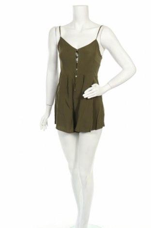 Γυναικεία σαλοπέτα Pull&Bear, Μέγεθος S, Χρώμα Πράσινο, Βισκόζη, Τιμή 14,74€