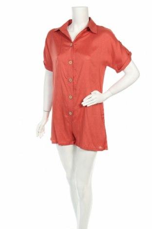 Γυναικεία σαλοπέτα TINA, Μέγεθος M, Χρώμα Κόκκινο, 65% πολυεστέρας, 35% βαμβάκι, Τιμή 10,72€