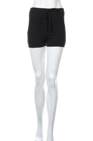 Γυναικείο κοντό παντελόνι, Μέγεθος S, Χρώμα Μαύρο, 95% πολυεστέρας, 5% ελαστάνη, Τιμή 9,64€