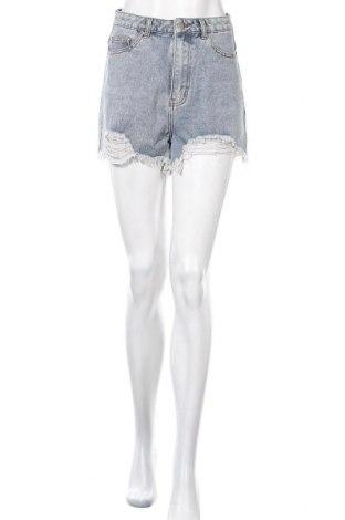 Γυναικείο κοντό παντελόνι, Μέγεθος S, Χρώμα Μπλέ, Τιμή 8,77€