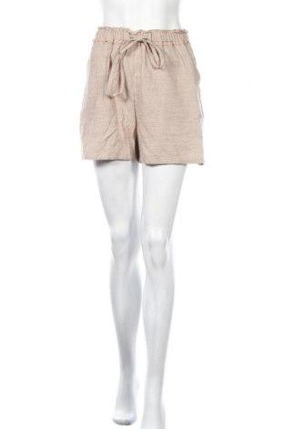 Γυναικείο κοντό παντελόνι, Μέγεθος S, Χρώμα  Μπέζ, Τιμή 9,64€