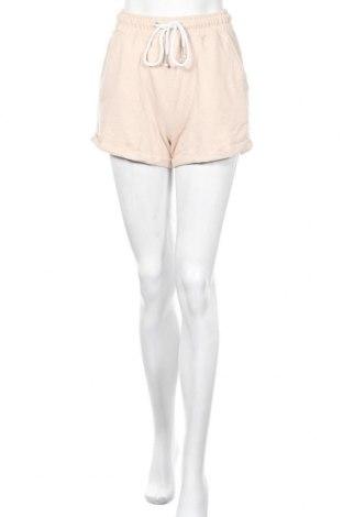 Дамски къс панталон, Размер S, Цвят Бежов, Цена 15,30лв.