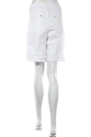 Γυναικείο κοντό παντελόνι Guido Maria Kretschmer, Μέγεθος XXL, Χρώμα Λευκό, 98% βαμβάκι, 2% ελαστάνη, Τιμή 22,27€