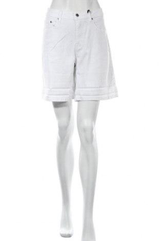 Γυναικείο κοντό παντελόνι Guido Maria Kretschmer, Μέγεθος L, Χρώμα Λευκό, 98% βαμβάκι, 2% ελαστάνη, Τιμή 22,27€
