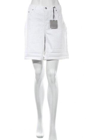 Γυναικείο κοντό παντελόνι Guido Maria Kretschmer, Μέγεθος XXL, Χρώμα Λευκό, 98% βαμβάκι, 2% ελαστάνη, Τιμή 10,89€