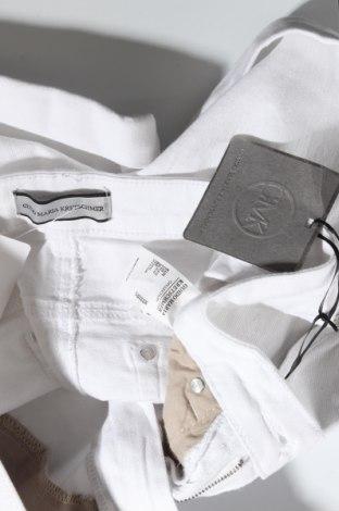 Γυναικείο κοντό παντελόνι Guido Maria Kretschmer, Μέγεθος S, Χρώμα Λευκό, 98% βαμβάκι, 2% ελαστάνη, Τιμή 22,27€