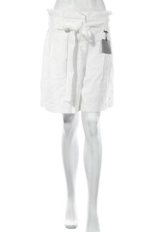 Дамски къс панталон Guido Maria Kretschmer, Размер M, Цвят Бял, 89% вискоза, 11% полиестер, Цена 46,87лв.