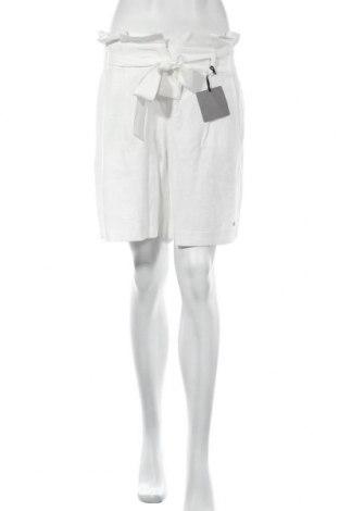 Γυναικείο κοντό παντελόνι Guido Maria Kretschmer, Μέγεθος M, Χρώμα Λευκό, 89% βισκόζη, 11% πολυεστέρας, Τιμή 22,48€