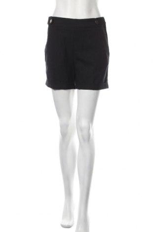 Γυναικείο κοντό παντελόνι H&M, Μέγεθος S, Χρώμα Μπλέ, 64% πολυεστέρας, 34% βισκόζη, 2% ελαστάνη, Τιμή 7,12€
