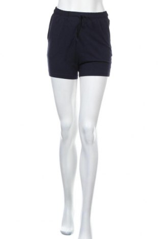 Дамски къс панталон Kaffe, Размер XS, Цвят Син, 95% памук, 5% еластан, Цена 17,94лв.