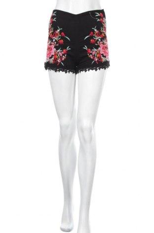 Γυναικείο κοντό παντελόνι Miss Selfridge, Μέγεθος XXS, Χρώμα Μαύρο, Βαμβάκι, Τιμή 25,24€