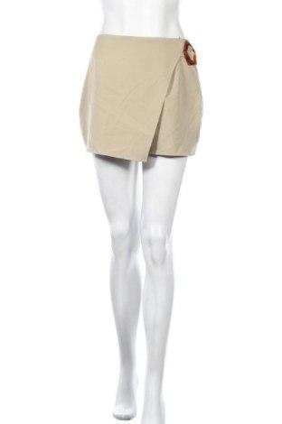 Γυναικείο κοντό παντελόνι Missguided, Μέγεθος S, Χρώμα Πράσινο, Τιμή 12,37€