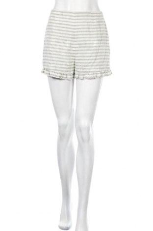 Γυναικείο κοντό παντελόνι Missguided, Μέγεθος S, Χρώμα Λευκό, 75% βαμβάκι, 25% πολυεστέρας, Τιμή 9,84€