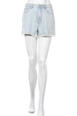 Γυναικείο κοντό παντελόνι Missguided, Μέγεθος S, Χρώμα Μπλέ, Τιμή 8,77€