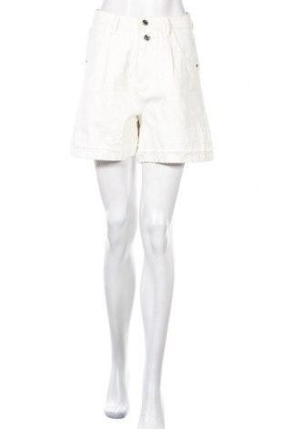Γυναικείο κοντό παντελόνι Missguided, Μέγεθος S, Χρώμα Λευκό, Τιμή 9,29€