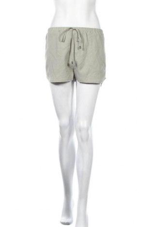 Γυναικείο κοντό παντελόνι Missguided, Μέγεθος S, Χρώμα Πράσινο, Τιμή 8,77€