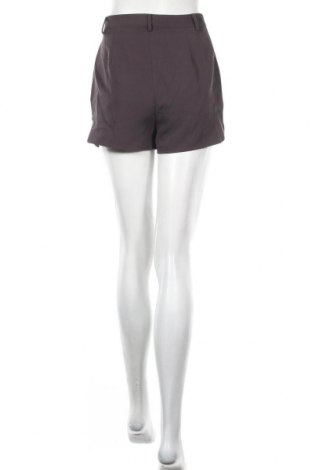 Γυναικείο κοντό παντελόνι Missguided, Μέγεθος XS, Χρώμα Γκρί, 90% πολυεστέρας, 10% ελαστάνη, Τιμή 10,21€