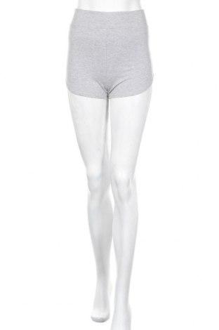 Γυναικείο κοντό παντελόνι Missguided, Μέγεθος S, Χρώμα Γκρί, Τιμή 8,25€