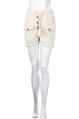 Γυναικείο κοντό παντελόνι Missguided, Μέγεθος S, Χρώμα  Μπέζ, Τιμή 9,29€