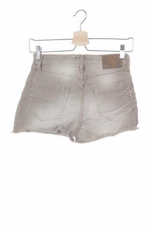 Γυναικείο κοντό παντελόνι Please, Μέγεθος XS, Χρώμα  Μπέζ, 98% βαμβάκι, 2% ελαστάνη, Τιμή 22,17€